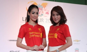 Reds announce Thai visit in Bangkok 